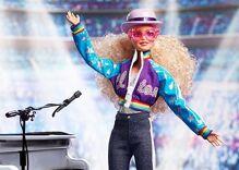 The new Elton John Barbie doll is so popular it sold out immediately