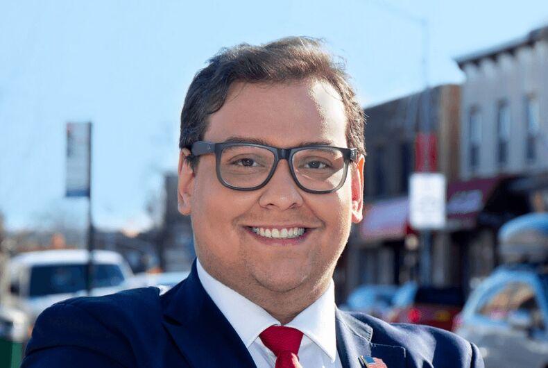 George Santos