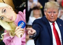 During last hours in office, Trump is fuming that Lady Gaga will perform at Biden's inauguration
