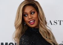 "Laverne Cox opens up about being the victim of a ""deeply traumatizing"" hate attack"
