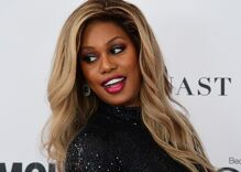 Laverne Cox was the victim of an anti-transgender hate attack