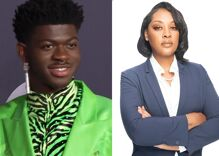 Lil Nas X shut down a failed Republican candidate that came for him on Twitter with just seven words