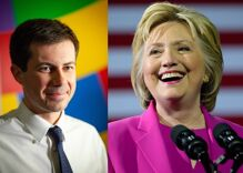 Pete Buttigieg asked Hillary Clinton for advice about being a Cabinet member