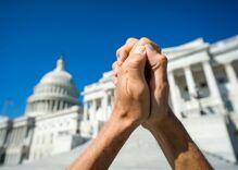 Joe Biden should stop unconstitutional prayers held during government business