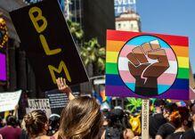 Some LGBTQ leftists still struggle to vote for Joe Biden