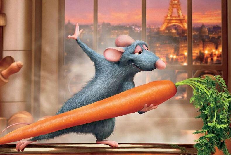 Ratatouille stage musical theater theatre Disney Pixar TikTok songs dances videos