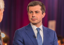 "Pete Buttigieg tells LGBTQ voters that ""Help is on the way"""