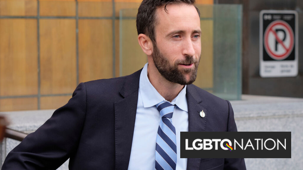Anti-LGBTQ politician who proudly opposed conversion therapy ban is kicked out of his party