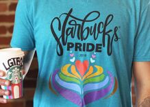 "Barista fired after telling coworkers they ""need Jesus"" if they wear a Pride t-shirt. She's suing."