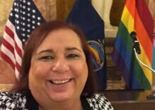 Stephanie Byers becomes the first transgender person of color in a state legislature