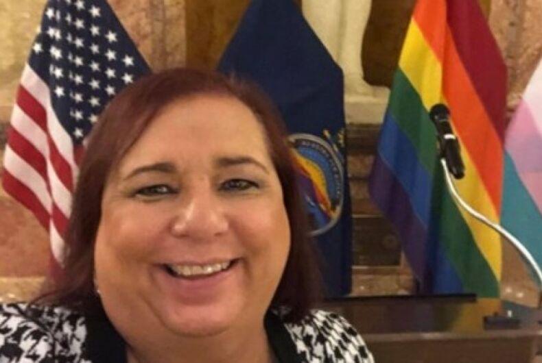 Stephanie Byers, transgender, Kansas