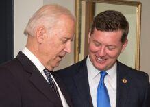 LGBTQ leaders call on Biden to nominate former Congressman Patrick Murphy to Veteran's Affairs