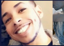 A Black gay man was slashed & left for dead by strangers. He spent the holidays in the hospital.