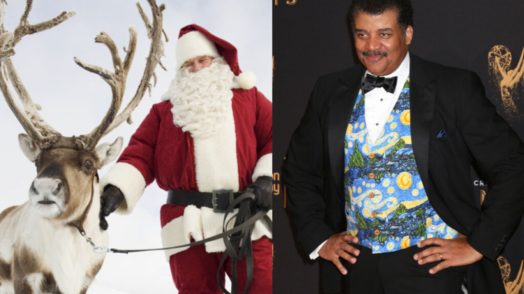 LGBTQ News Today - Neil deGrasse Tyson burns Santa by explaining how he's misgendering his reindeer | NewsBurrow thumbnail