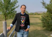 Dr. Alicia Mousseau is the first out person on the Oglala Sioux Tribe's executive council