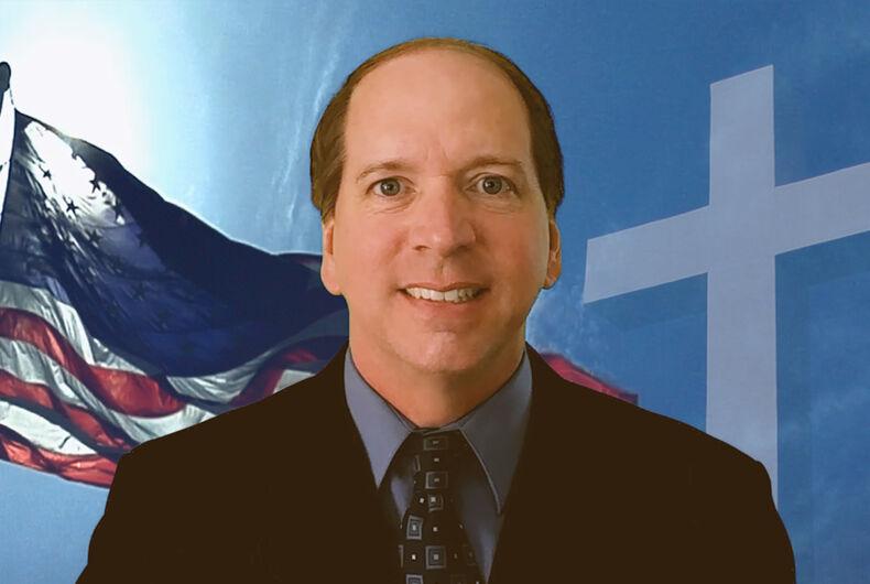 Pastor Steven Andrews, aka