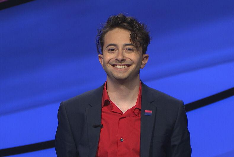 Cody Lawrence on Jeopardy
