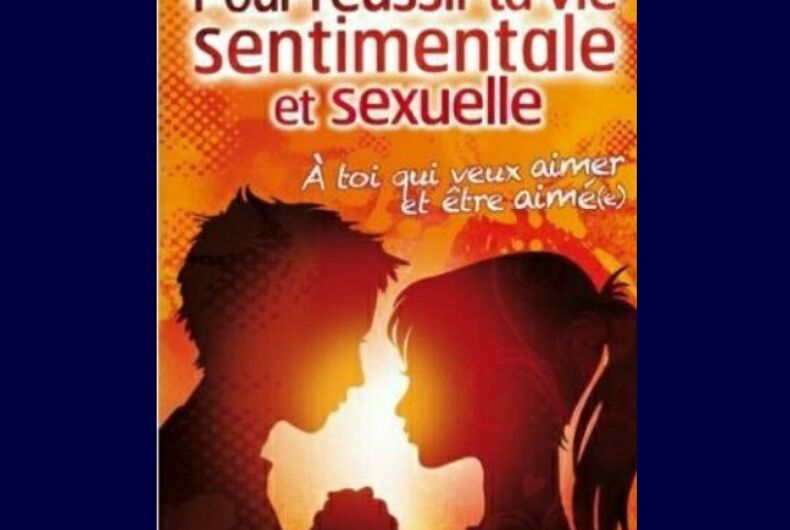 The cover of the book that tells teen girls that it's their fault if they get harassed by adult men