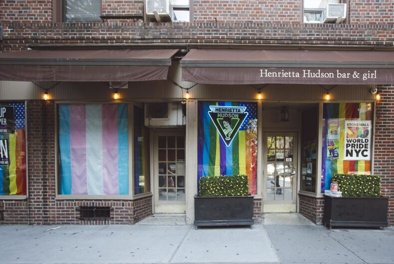 There are only 15 lesbian bars left in the U.S. & they're fighting to stay open in 2021