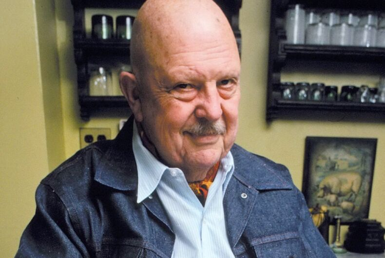 James Beard, gay, cooking, chef, Julia Child, biography, book, John Birdsall, The Man Who Ate Too Much