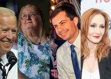 Biden & Trump, Pete Buttigieg, Elliot Page… Here's the top 10 LGBTQ stories of 2020