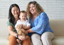 Supreme Court hands down victory for lesbian moms