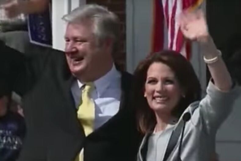 Michele and Marcus Bachmann