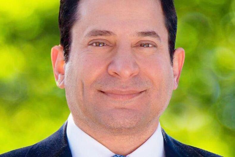 Mark Levine, gay, lieutenant, governor