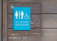 New York enacts legislation that requires single-person bathrooms to be gender neutral