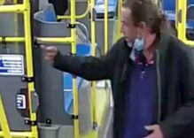 "Man punches teen in the face on a bus while shouting ""I hate gay people"""