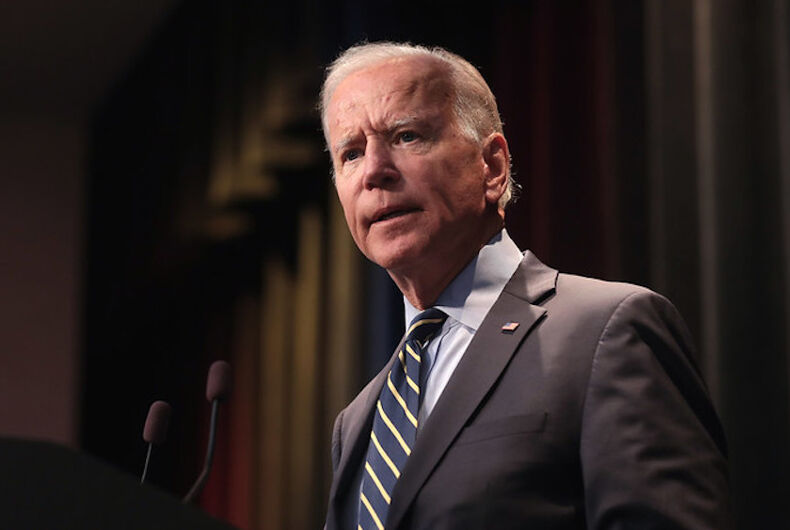 Joe Biden's openly pro-LGBTQ agenda may sow further divisions in the Catholic Church