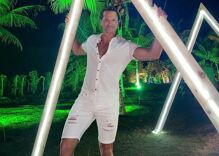 Party boy former GOP congressman Aaron Schock becomes the latest covidiot shamed online