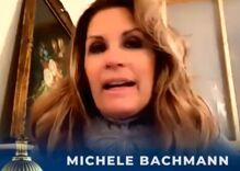 Michele Bachmann blames Democrats for storming the Capitol building in most unhinged rant yet