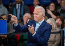 Biden promises to be a more progressive president than anyone expected