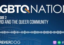 Episode 2 of the LGBTQ Nation podcast is available & here's how to listen
