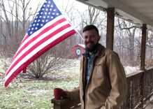 Nicolas Talbott fought the transgender military ban in court. Now he is ready to serve.