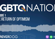The LGBTQ Nation podcast has arrived & here's how you can listen