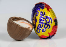 American evangelicals are really disgusted by a British Cadbury Eggs commercial they can't see