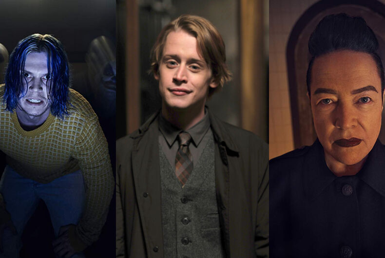 Actors Evan Peters, Macaulay Culkin, and Kathy Bates will star in American Horror Story 10.