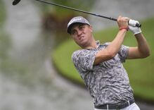 Top golfer Justin Thomas busted on hot mic using anti-gay slur at tournament