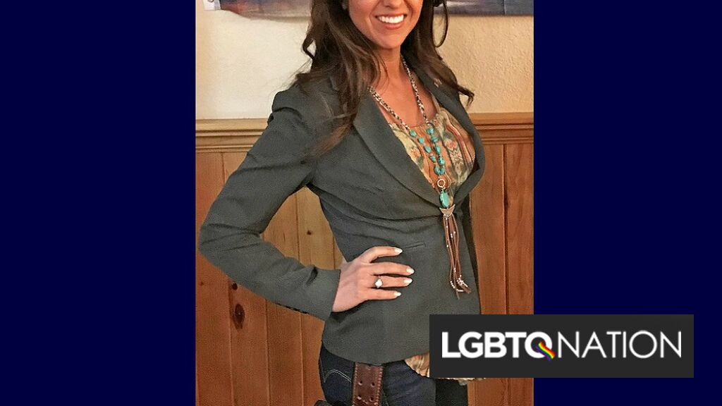 "GOP Congresswoman calls Equality Act ""supremacy of gays, lesbians & transveshikes"""