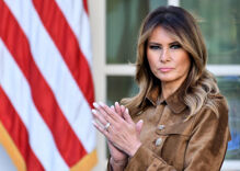 "Melania Trump issues shocking statement that mourns insurrectionists & condemns ""gossip"" about her"