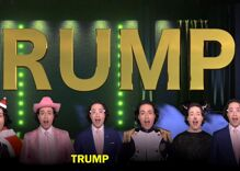 Randy Rainbow says goodbye to Donald Trump. He saved the best for last.