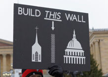 Joe Biden needs to rebuild the wall between religion & government