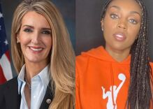 Kelly Loeffler is out as owner of WNBA team that protested against her. An out Black woman is in.