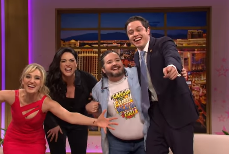 SNL's Britney Spears, Gina Carano, Ted Cruz and Andrew Cuomo on