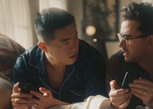 Dan Levy & Bowen Yang get seductive trying out their new fantasy activity together