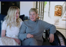 Watch Ellen open up about her marriage & being soul mates with Portia de Rossi