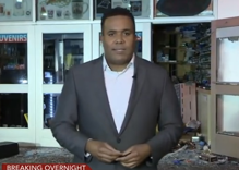 """A Black gay journalist was told to stop """"queening out"""" on camera. Now he's speaking out."""