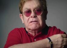 Watching Elton John pretend to get a COVID vaccine will leave you ready to get pricked
